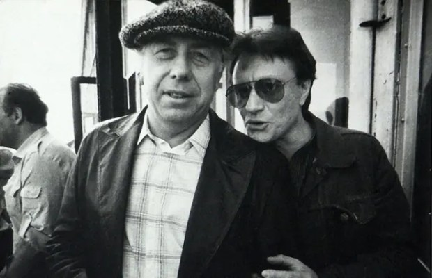 Анатолий Папанов и Андрей Миронов