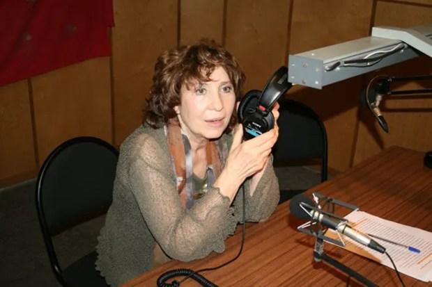 Певица Елена Камбурова