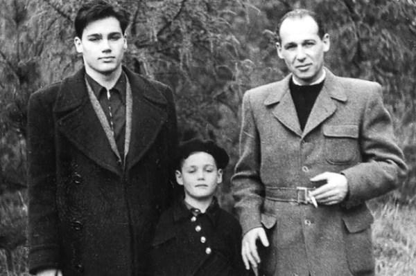 Владимир Познер - биография, фото, личная жизнь, семья и ...