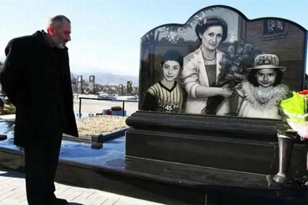Виталий Калоев потерял всю семью