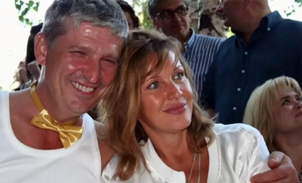 Елена Проклова помирилась с мужем