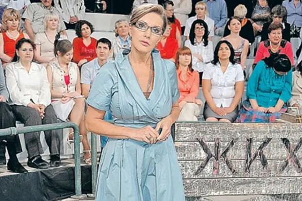 Елена Проклова в программе «ЖКХ»