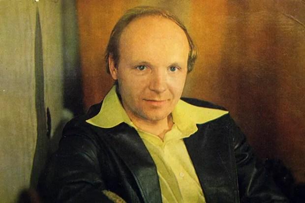 Актер Андрей Мягков