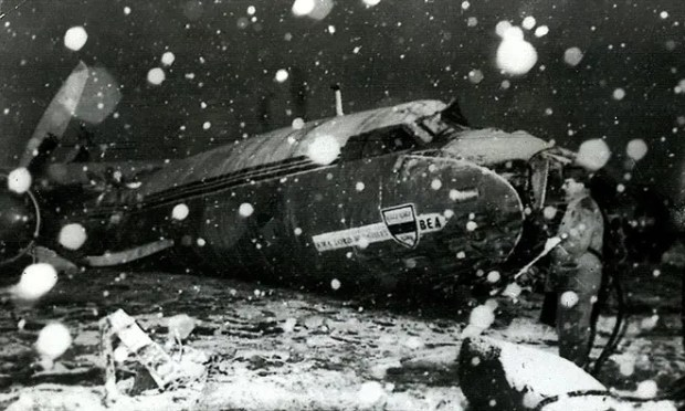 Авиакатастрофа 1958 года