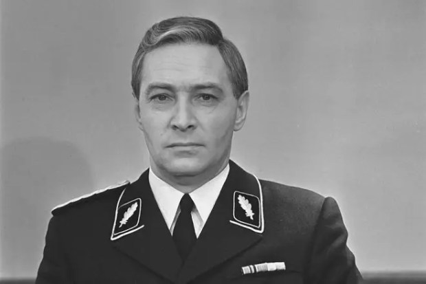 Вячеслав Тихонов в роли Штирлица
