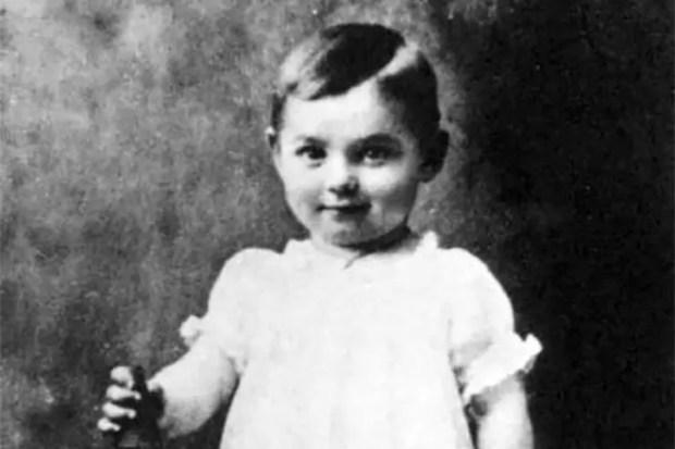 Кларк Гейбл в детстве
