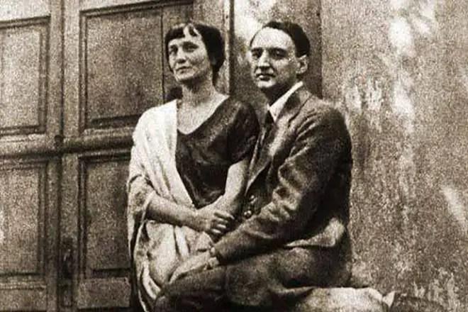 Анна Ахматова и Николай Пунин