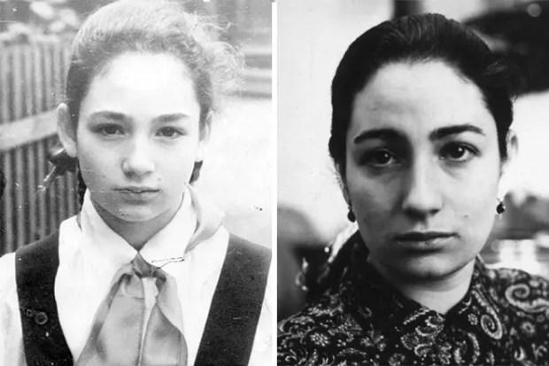 Людмила Улицкая в детстве и молодости