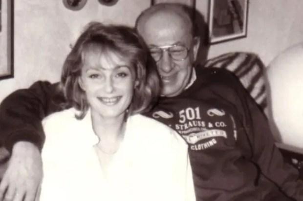 Евгений Евстигнеев и Ирина Цывина
