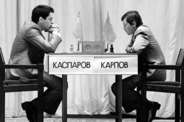 Матч на звание Чемпиона мира между Гарри Каспаровым и Анатолием Карповым, 1985 год