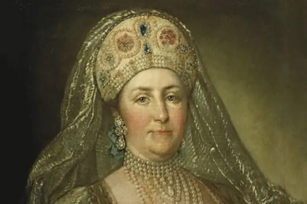 Екатерина II (Великая) - биография, происхождение ...