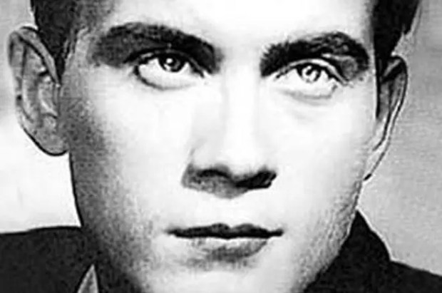 Евгений Моргунов в молодости
