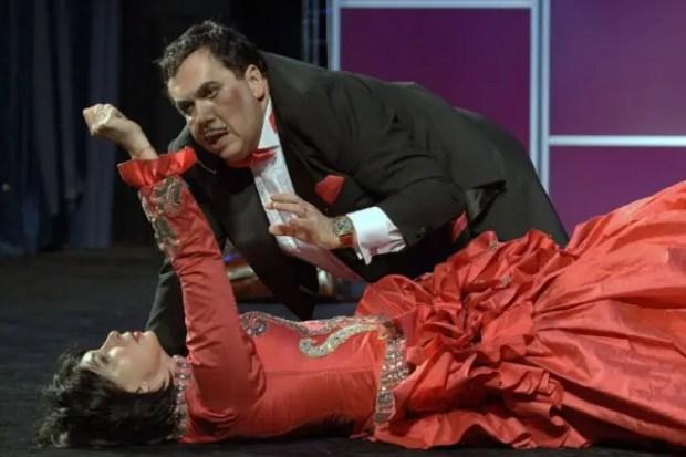 Станислав Садальский в театре