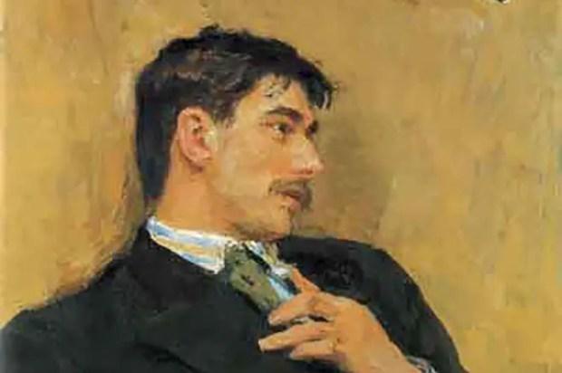 Начинающий литератор Корней Чуковский