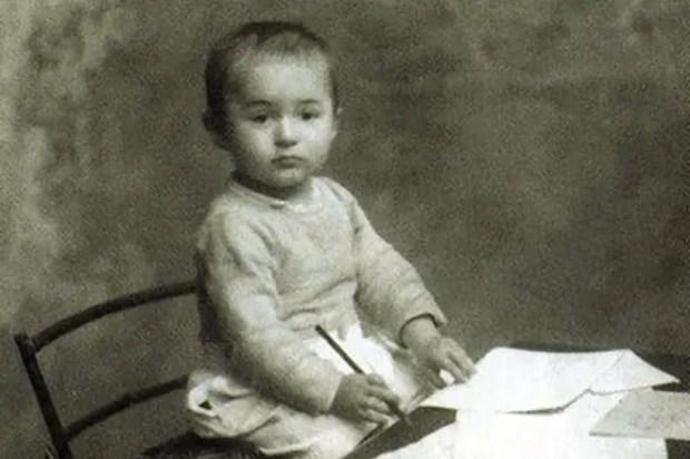 Корней Чуковский в детстве