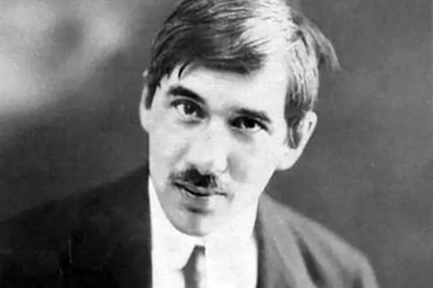 Корней Чуковский в молодости