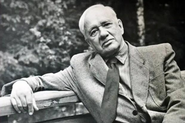 Писатель Корней Чуковский