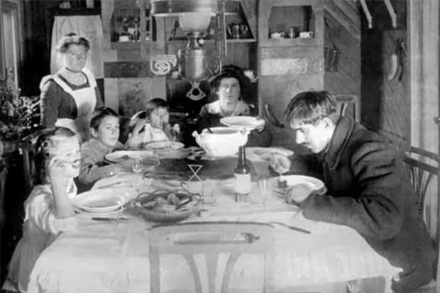 Семья Корнея Чуковского
