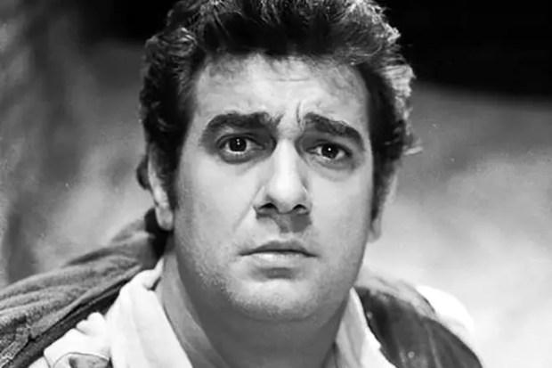 Пласидо Доминго в оперном театре