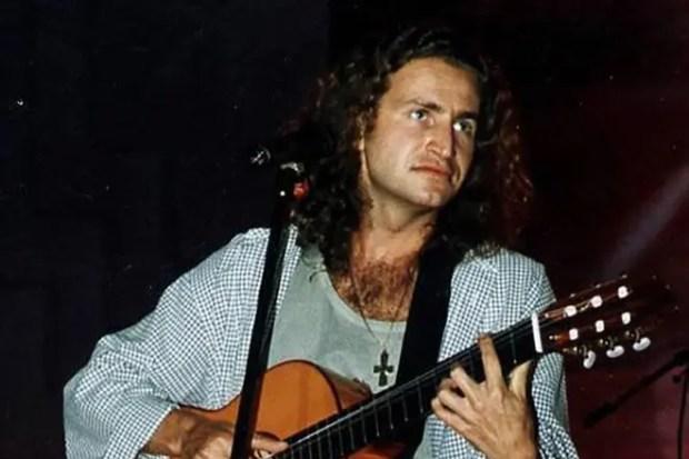 Леонид Агутин в начале карьеры