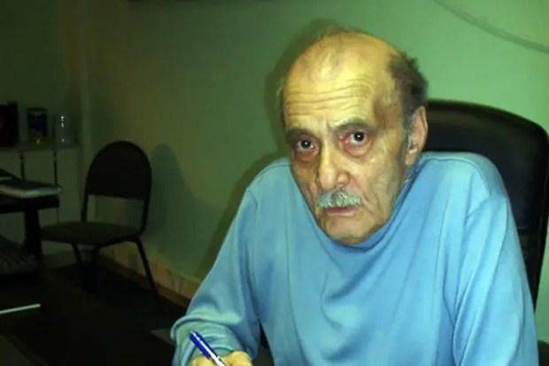 Георгий Данелия в 2017 году