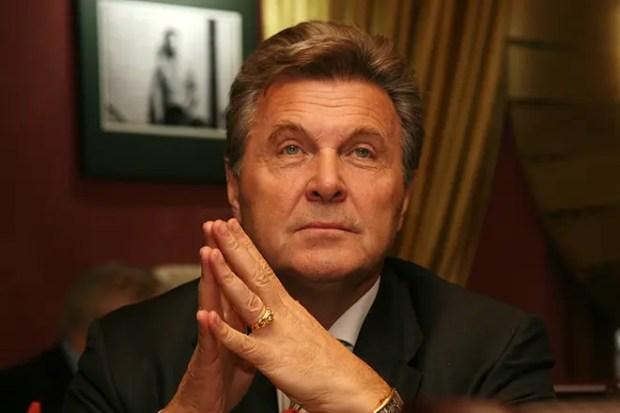 Лев Лещенко в 2017 году