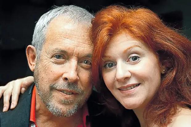 Андрей Макаревич и Маша Кац