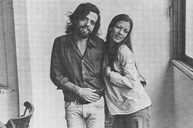 Пауло Коэльо и вторая жена Адалжиза