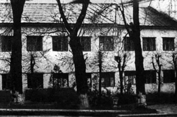 Дом Михаила Зощенко в Алма-Ате