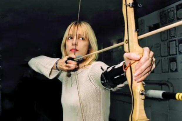 Вера Глаголева занималась стрельбой из лука