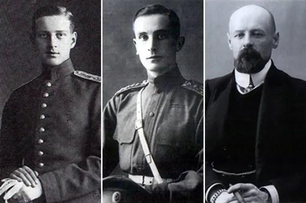 Григорий Распутин биография судьба царская семья