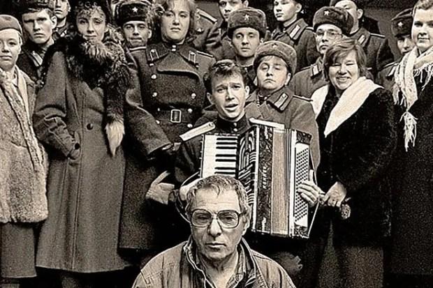 Петр Тодоровский и актерский состав фильма «Анкор, еще анкор!»