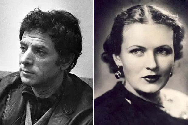 Петр Тодоровский и Надежда Чередниченко