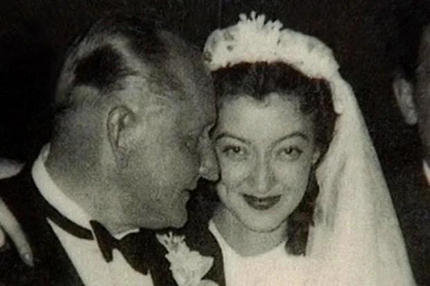 Александр Вертинский и его жена Лидия