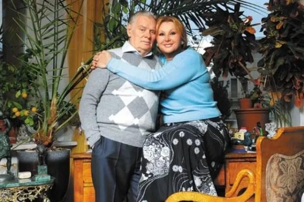 Владимир Андреев и Наталья Селезнева