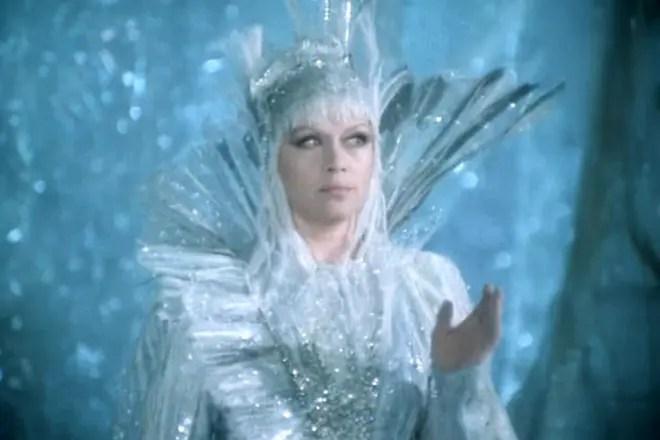 Ледяная королева: волшебное преображение