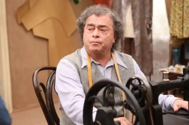 Роман Карцев в фильме «Улыбка Бога, или Чисто одесская история»