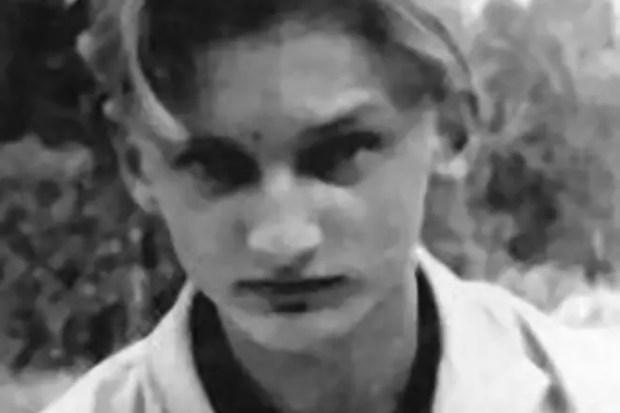 Геннадий Гладков в молодости