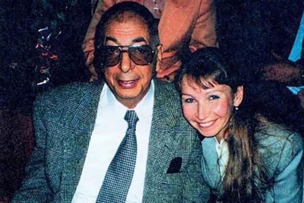 Микаэл Таривердиев и его жена Вера