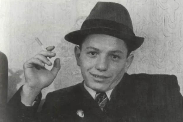 Владимир Войнович в молодости