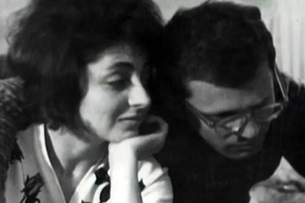 Александр Митта и Лилия Майорова