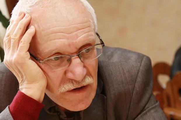 Писатель Александр Митта