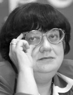 Валерия Новодворская - биография, фото, личная жизнь и ...