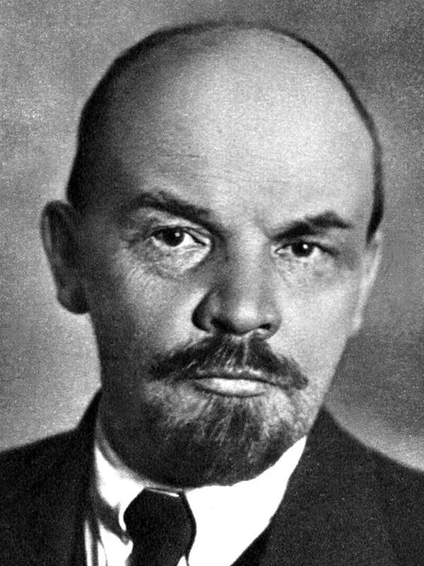 Владимир Ленин - биография, революционная деятельность ...