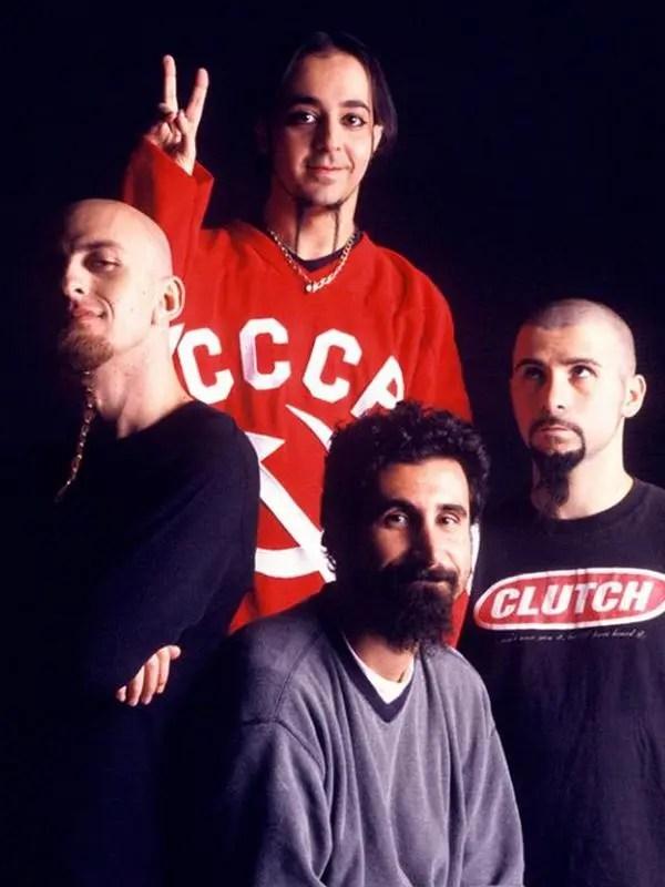 Группа System of a Down - фото, история создания, состав ...