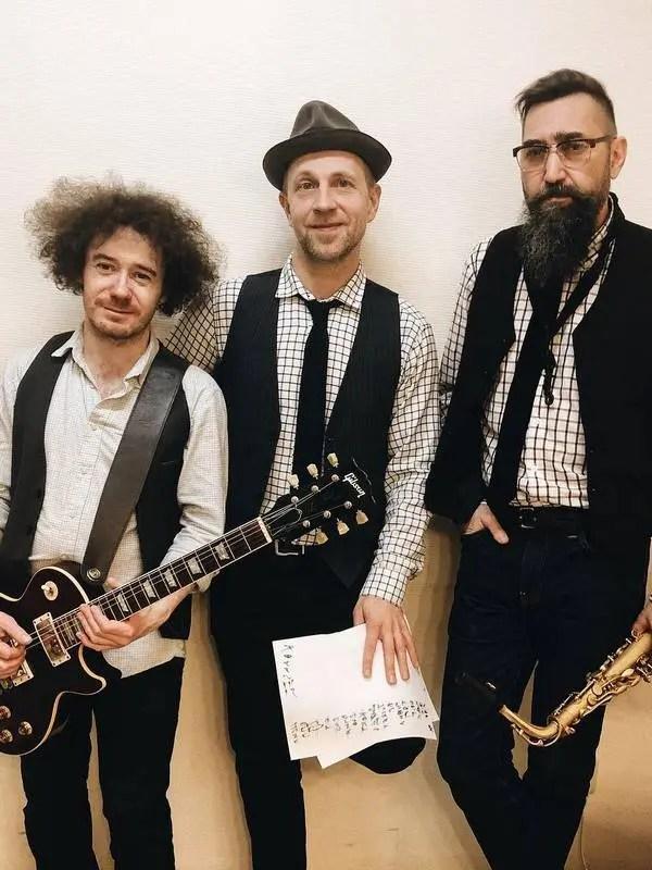 Группа Billy's Band - фото, история создания, состав ...