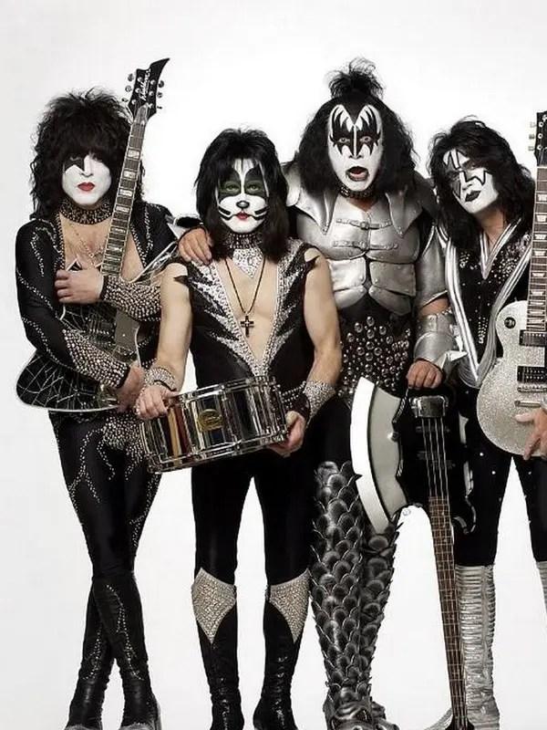 Группа Kiss — фото, история создания, состав, новости ...