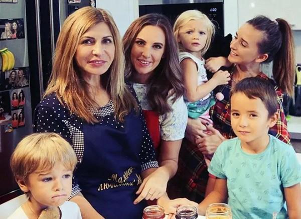 Ирина Агибалова - биография, фото, личная жизнь, семья и ...