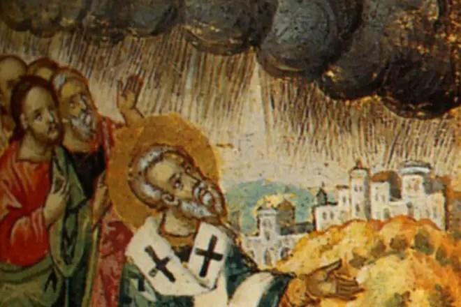 Ζωές των Αγίων. Ο Σπυρίδων του Τριμιφάντσκι - Άγιος και θαυματουργός Άγιος  Σπυρίδων διάβασε για τη ζωή του