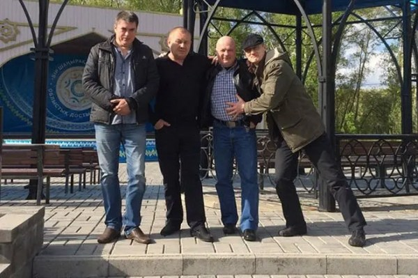 "Группа ""Бутырка"" – состав, фото, новости, песни 2020 - 24СМИ"